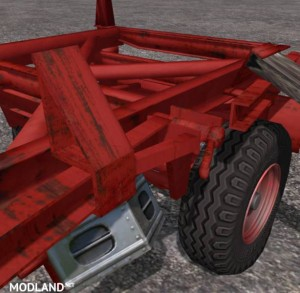 Krone Emsland replica v 3.3rs, 3 photo