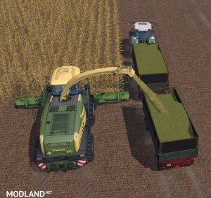 Krone Emsland replica v 3.3rs, 30 photo