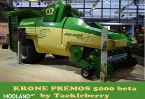 Krone Premos 5000 v 1.0, 6 photo