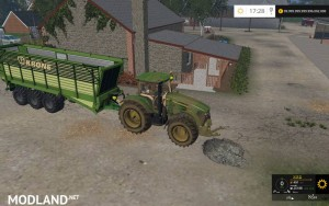 Krone TX 460 and TX 560 v 2.0 with New Fruit, 1 photo