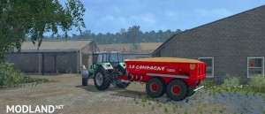 La Campagne BTP24 v 1.1 with Wheelshader, 3 photo