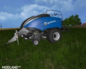 New Holland BB 1290S v 1.0