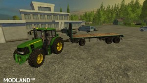 Nonamebaletrailer v 1.0 , 1 photo