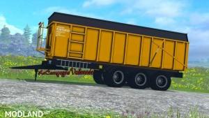 Ponthieux 24 tonne v 0.9 Yellow BETA, 1 photo