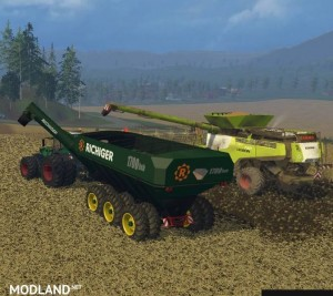 Richiger 1700 bsl trailer v 1.0, 2 photo