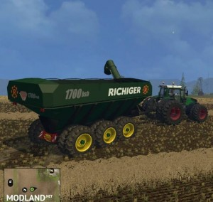 Richiger 1700 bsl trailer v 1.0, 1 photo