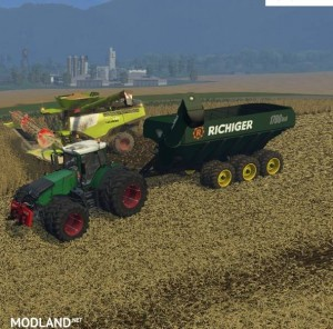 Richiger 1700 bsl trailer v 1.0, 5 photo