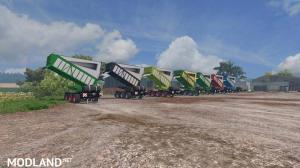 Silage Cargo Trailers v 3.0, 1 photo
