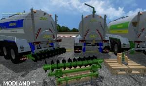 Tanker Liquid Manure tipo b390AM v 1.0, 10 photo