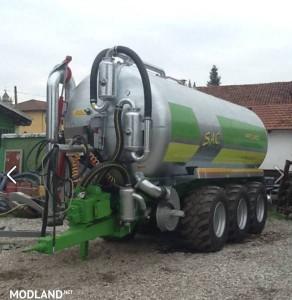 Tanker Liquid Manure tipo b390AM v 1.0, 2 photo