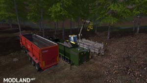 The Beast Heavy Duty Wood Chippers v 1.1