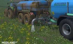 Zunhammer Water and Milktrailer v 2.0.1, 6 photo