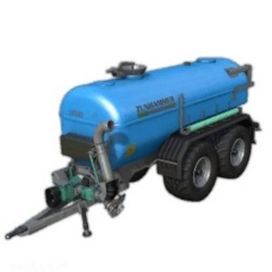 Zunhammer Water and Milktrailer v 2.0.1, 9 photo
