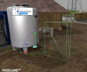 Zunhammer Water and Milktrailer v 2.0.1, 4 photo