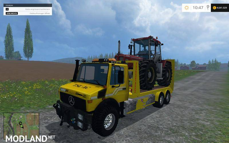 Ls15 Abschleppwagen