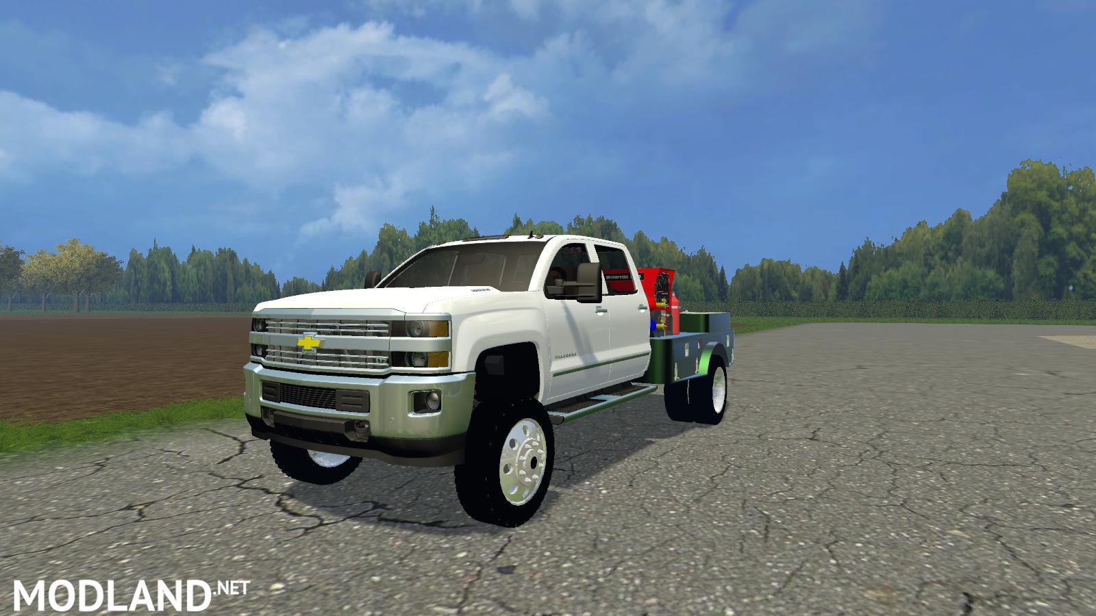 Farming simulator 2015 chevy | Auto Magazine