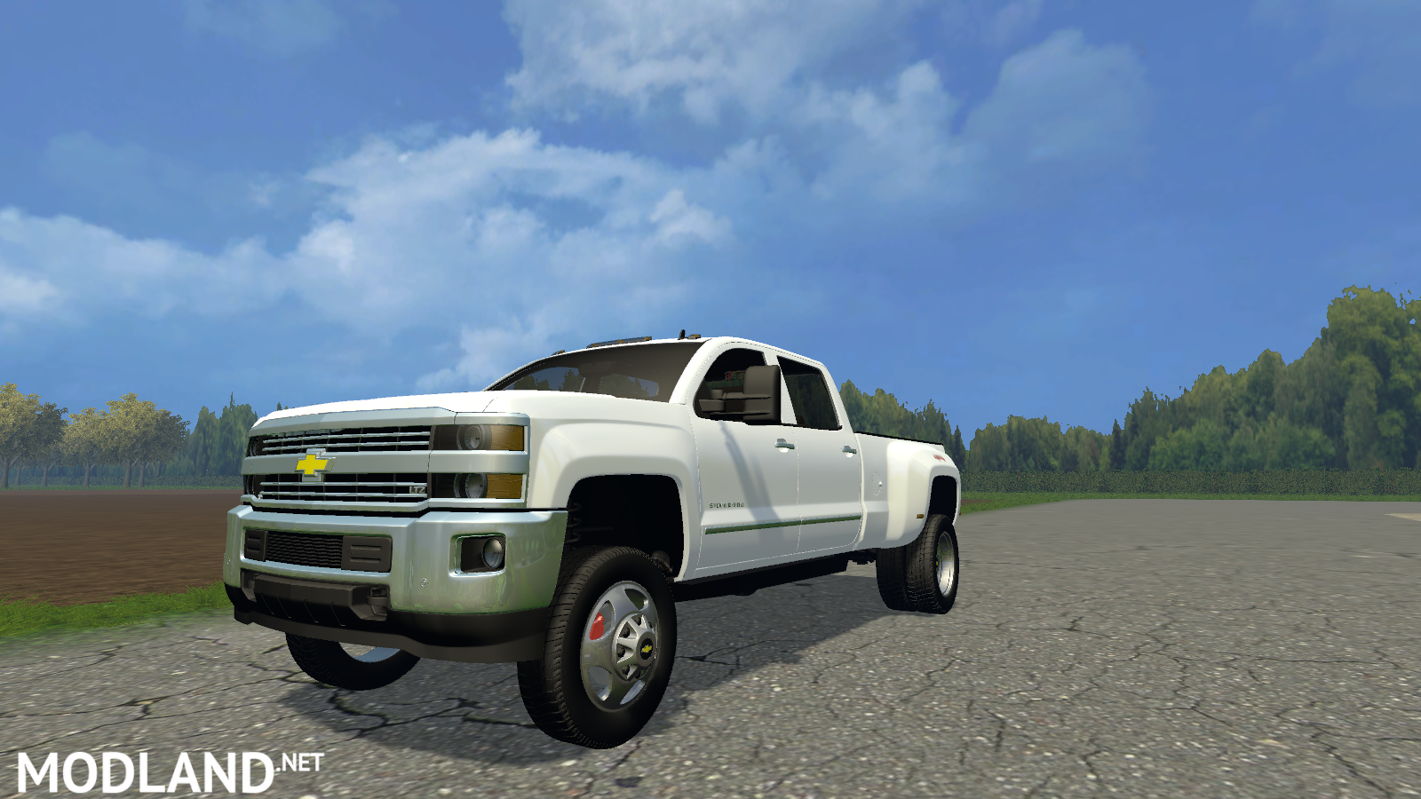 chevy silverado 3500 family truck mod for farming simulator 2015 15 fs ls 2015 mod. Black Bedroom Furniture Sets. Home Design Ideas