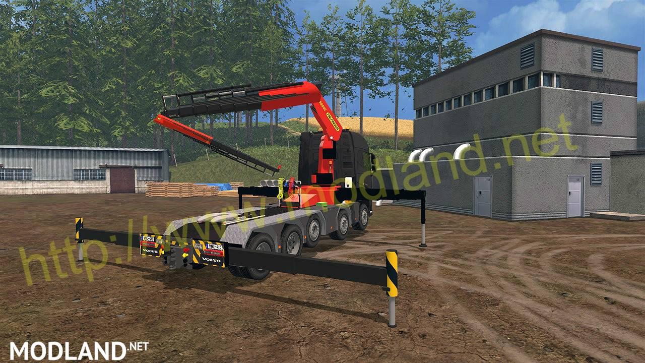 Fs17 Kenworth T800 Sleeper Kenworth T800 Sleeper V1 0