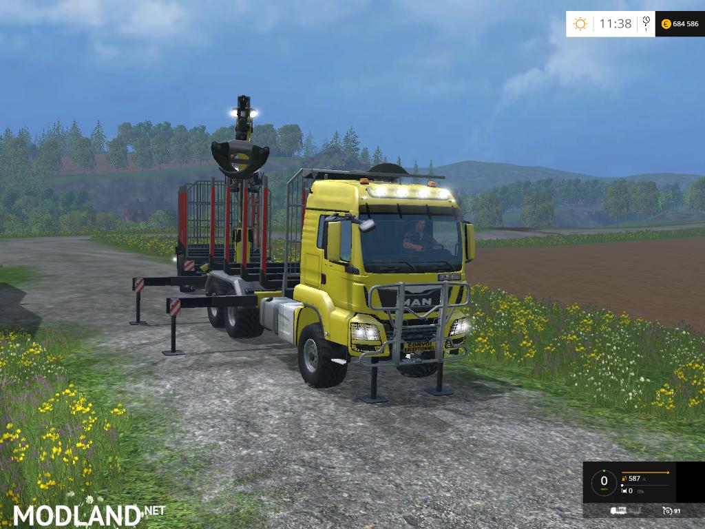 Man Tgs Forest Set V 2 0 Beta Mod For Farming Simulator