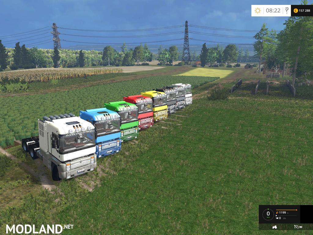 renault integral pack multicolor v 2 1 mod for farming simulator 2015 15 fs ls 2015 mod. Black Bedroom Furniture Sets. Home Design Ideas
