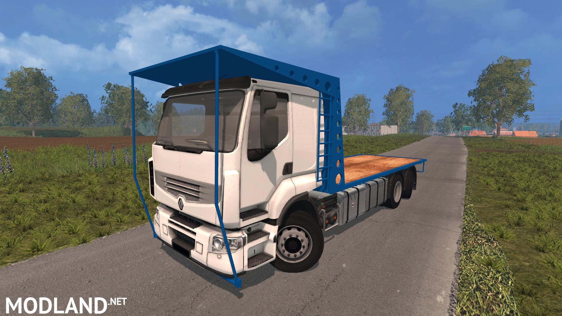 Renault Premium V 1 0 Mod For Farming Simulator 2015 15