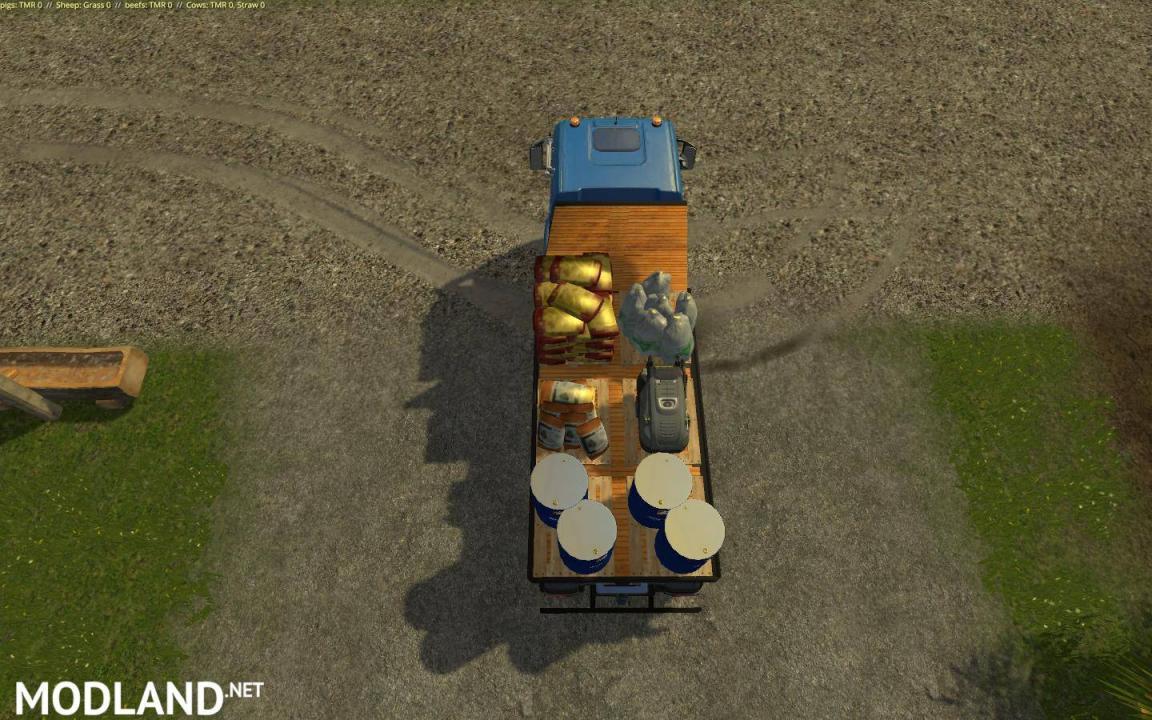 MAN DISPENSARY Truck