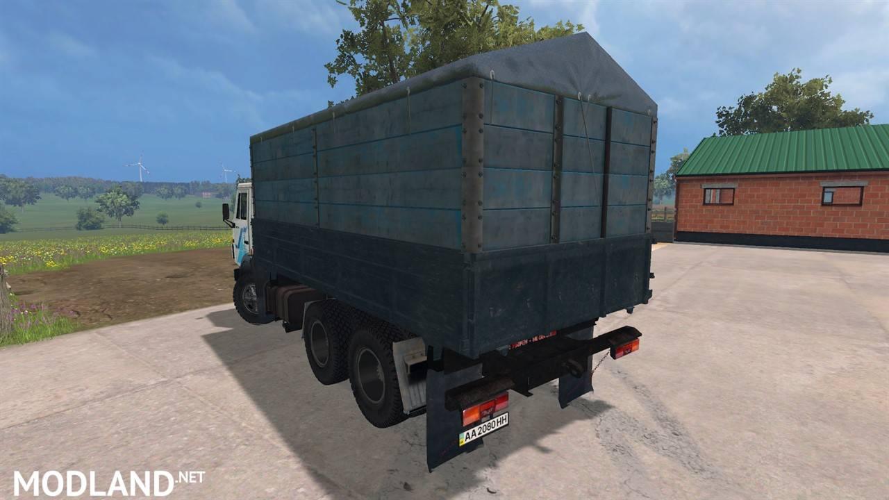 Kamaz-5320 Edit