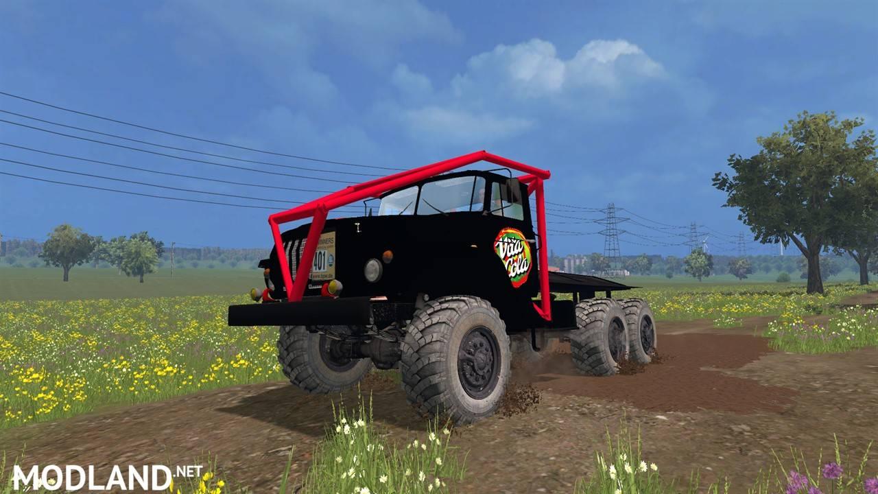 Ural 4320 Vita Cola