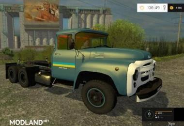 ZIL 133G1 Truck