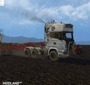 Scania Truck Agro V 1.0, 1 photo