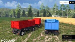 KamAZ-65115 & 6520 Sovok
