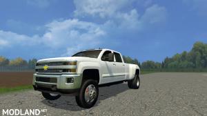Chevy Silverado 3500 Family Truck - Direct Download image