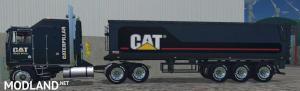 CAT Kenworth Truck Black Edition Fix, 1 photo
