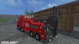 MB Axor Wrecker Falck v 1.0, 4 photo