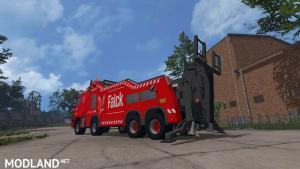 MB Axor Wrecker Falck v 1.0, 1 photo