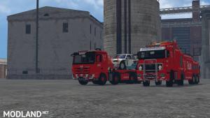 MB Axor Wrecker Falck v 1.0, 8 photo