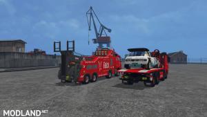 MB Axor Wrecker Falck v 1.0, 9 photo