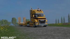Scania Stax Goldhofer Pack v 1.0, 2 photo