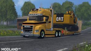 Scania Stax Goldhofer Pack v 1.0, 1 photo
