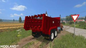 Kenworth Manure Spreader Truck, 2 photo