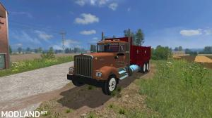 Kenworth Manure Spreader Truck, 1 photo