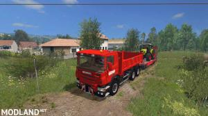 Scania P420 Erne Edition + Trailer, 1 photo