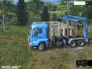 MAN TGS Forest Set v 2.1 Beta, 4 photo