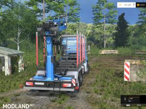 MAN TGS Forest Set v 2.1 Beta, 3 photo