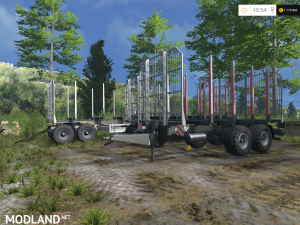 MAN TGS Forest Set v 2.1 Beta, 11 photo