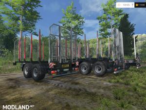 MAN TGS Forest Set v 2.1 Beta, 9 photo