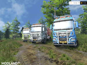 MAN TGS Forest Set v 2.1 Beta, 13 photo
