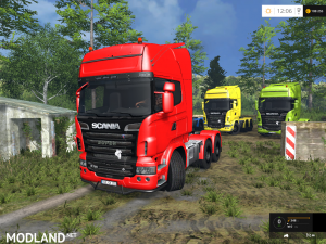 Scania R730 Multicolor v 3.1, 6 photo