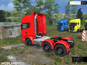 Scania R730 Multicolor v 3.1, 7 photo