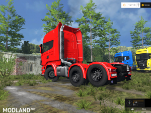 Scania R730 Multicolor v 3.1, 4 photo